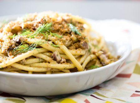"""Ricetta siciliana: """"Pasta con le sarde"""""""