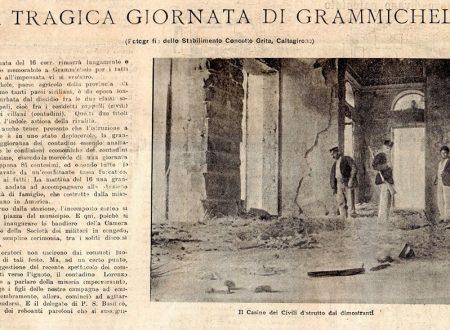 """Per non dimenticare: """"Grammichele 16 agosto 1905, la strage di San Rocco"""""""