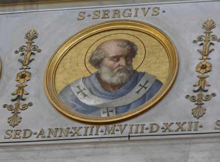 Papa Sergio