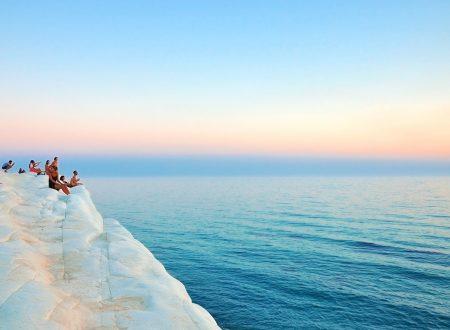 """Spiagge di Sicilia: """"Scala dei Turchi"""""""