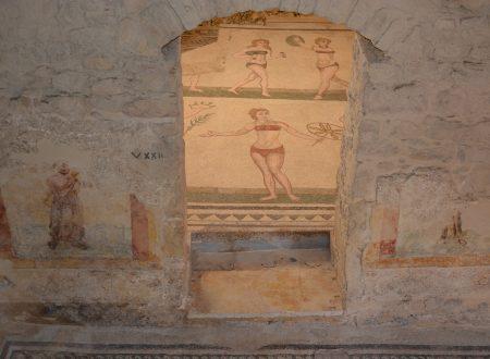 """SICILIA TRA STORIA E CURIOSITA': """"Il più antico bikini della storia è siciliano"""""""