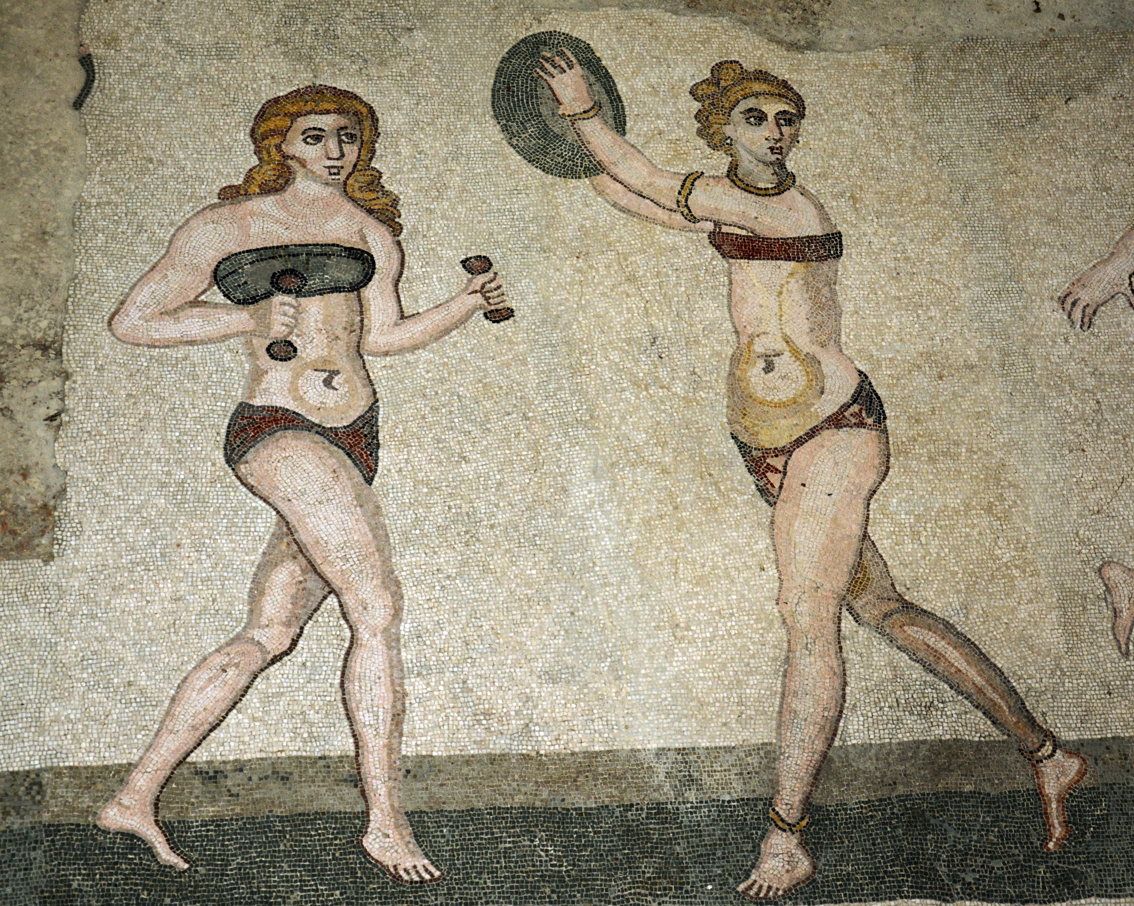 Mosaici della Villa del Casale- Piazza Armerina