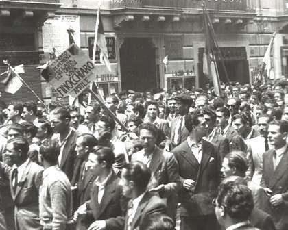 """SICILIA TRA STORIA E CURIOSITA': 1944 Gli indipendentisti siciliani adottano un inno """"Sicilia e Libertà"""" contro lo Stato italiano"""