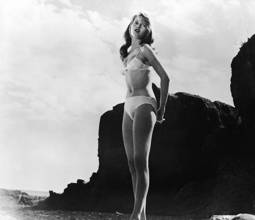 """Dal film """"E Dio creò la donna"""" Brigitte Bardot"""