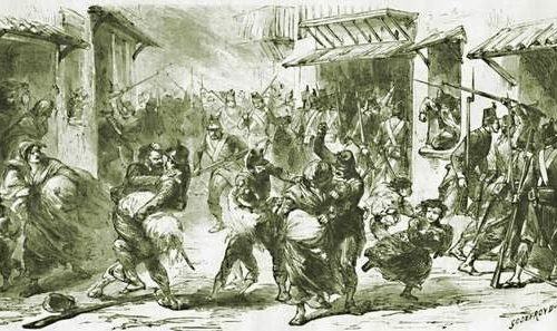 """SICILIA TRA STORIA E RIVOLTA: 15 Settembre del 1866 – 150 anni fa la """"Rivolta del Sette e Mezzo"""" di Palermo"""