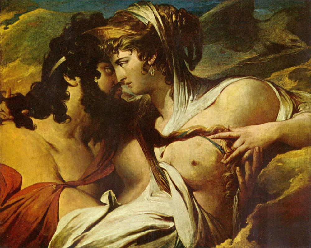 Zeus amante