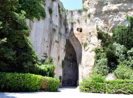 MITI, STORIE E LEGGENDE DI SICILIA: L'orecchio di Dionisio e il Caravaggio