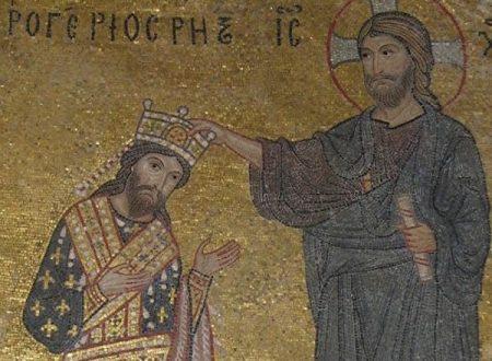 Palermo 25 dicembre 1130 – Ruggero II d'Altavilla è incoronato primo Re di Sicilia