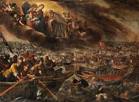 7 OTTOBRE 1571 – Il contributo eroico dei siciliani del Regno di Sicilia alla battaglia di Lepanto.